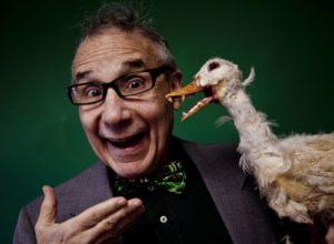 American flim director Lloyd Kaufman