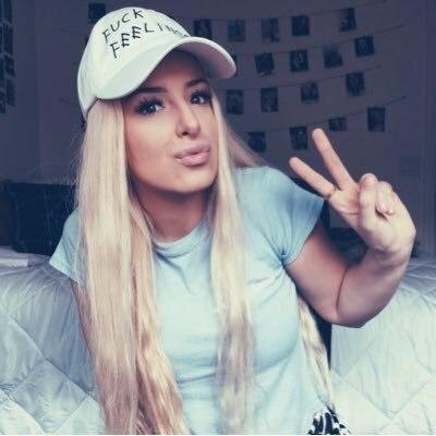 Youtuber Tana Mongeau