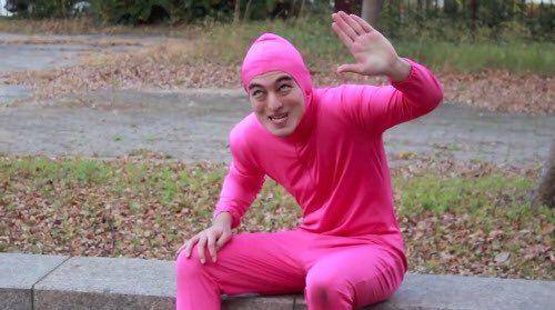 Popular youtuber Filthy Frank